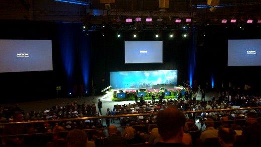 Nokian yhtiökokous 3.5.2011.